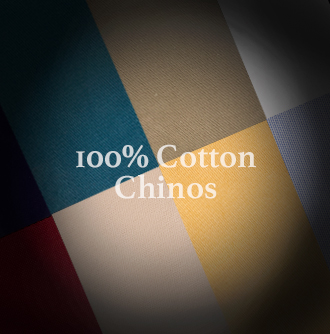 cotton chino swatch