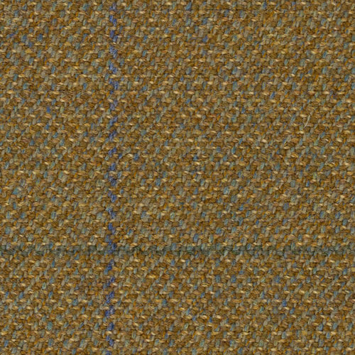 Spencers Blue Windowpane Tweed