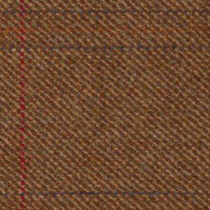 Spencers Trousers Burgundy Overcheck Tweed