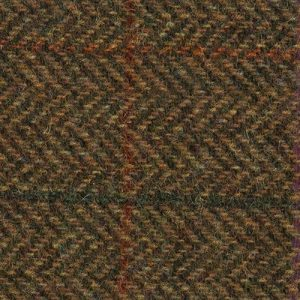 spencers trousers tweed green overcheck