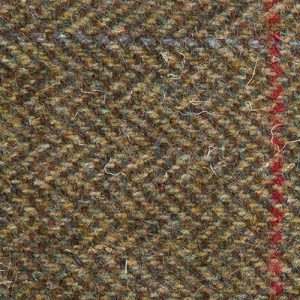 spencers trousers tweed muted green overcheck